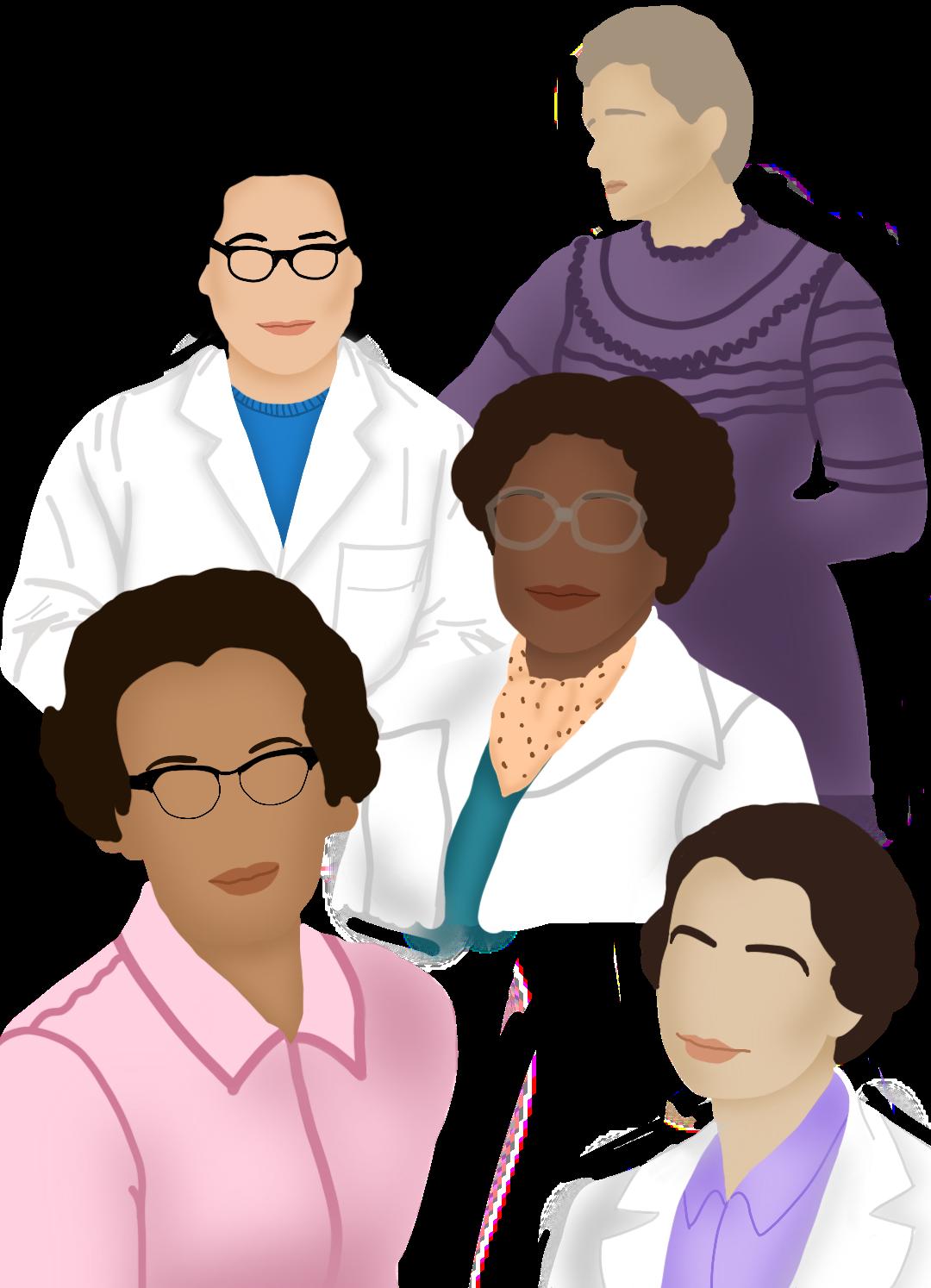 women in stem history